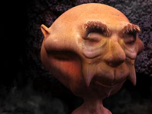 alien head meditation